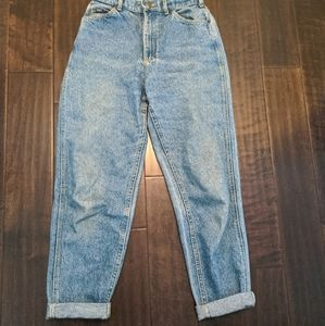 Lee High Rise Mom Fit Jeans 👖👖